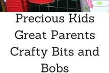 PKGP Crafty Bits and Bobs! / Anything Crafty! / by Precious Kids Great Parents