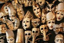 The mask! / by Susana Merlo de Novillo