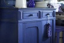 Adoro los muebles pintados!!! / by Susana Merlo de Novillo