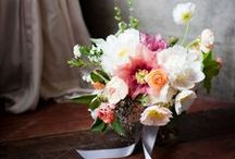 Bouquets - White with mixed colors / by Flower 597
