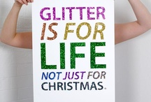 Because Glitter and Sparkles Make it All Better / by Kelli Jackson