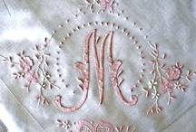 Linens & Lace / by Kaye Miller