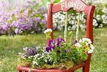 DIY Home/Garden Projects / Whether you're looking to organize or redecorate, check out cool projects you can do to spruce up your home & garden! / by JAM Paper