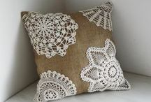 Beautiful Burlap Crafts / Check out these DIY crafts made from beautiful burlap / by JAM Paper