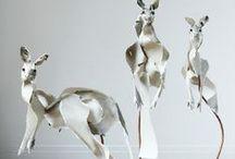 Phresh Paper Sculptures / by JAM Paper