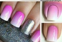 Funky Nail Designs / by JAM Paper