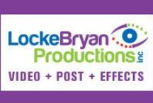 LBP Banner Ads / Thanks to hawleydesign.com/ for designing our banner ads! / by Locke Bryan Productions