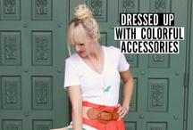 Women's Clothing Trends / by Alexia