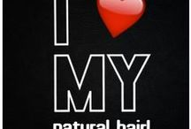 Natural hair / by Fabienne Janvier