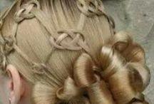 cabelos 500 / by Emanuela Boschiroli