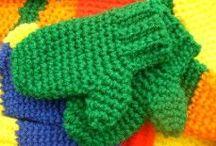 crochet / by Nancy Blake