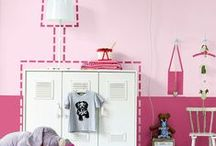 Kids Room / Baby, child and teens zone / by Dulux Let's Colour Polska