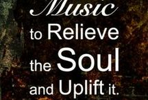 music to inspire or just enjoy / by donnel harker