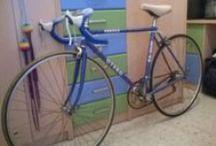Bicycles / Bicicletas de todo tipo / by Andres Polinario