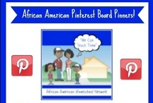 African American Home School Network / The African-American home school movement is growing; however there is a lack of on-line networks. This G+ Community is a prelude to the collaborative effort to create a membership site. Its main function will be to support, encourage, and promote African American Homeschool families. Including curriculum selection and co-op group start up in your local communities. If you would like to pin to this board please follow the board and comment on the cover photo. / by Richetta-The Pursuit of Possibilities