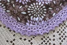 Crochet: Edging / by Sharlene Tucker