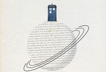 Doctor Who / by Emily De Celles