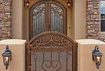 Doors & Gates / by Julie Sharrow