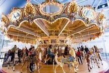 Carousels / by Kathie Morris Wysinger