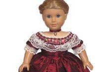 """18"""" Dolls <3 / by Brooke Barnes"""