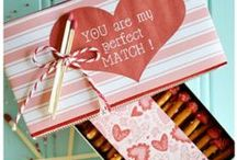 Holidays - VALENTINE / …best Valentine's Day ideas, recipes, decorations and crafts! / by The 36th Avenue .com