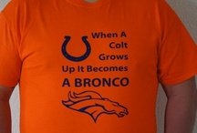 Broncos / by Andrea Oliver