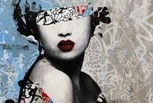 Eye catching art / by Erica Florencio