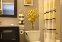 Bathroom Ideas  / by Andrea Oliver