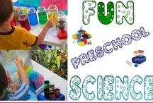 Medi INFANTIL - Aula de ciències - Science experiments for a little kids / by marta