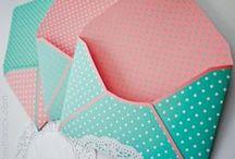 Envelopes & Seals <3 / by Paula Tiscornia