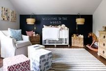 Baby R {boy} Bedrooms / by Jessica Raulerson