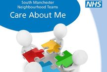 South Manchester Neighbourhood Teams / Changing the way health and social care work together to better meet the needs of patients and carers in south Manchester / by Manchester CCGs