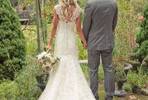 Rustic Wedding Dresses / Here you can find the most romantic, beautiful and country wedding dresses to inspire your own wedding gown... If I can find deals or discounts on beautiful bride dresses I will post it here too! / by Rustic Wedding Invitations