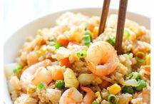 Recipes & Food - Meals & Sides / by Emily Mayewski