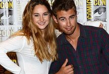 Shailene and Theo / by M Figueras