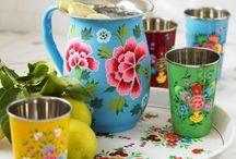 Tea-licious / Tea is a hug in a cup. Tea is a liquid wisdom. Tea is always a good idea. / by Methalia Yunthika