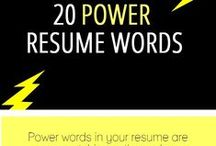 Resumes/CVs/Cover Letters  / Drop In Resume Clinics- Mondays 10 to noon ACP - bring your updated résumé for a quick check up. / by Meredith College ACP