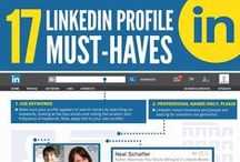 LinkedIn for ME / LinkedIn resources...using LI effectively / by Meredith College ACP