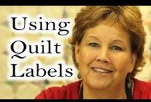 Quilting Video Tutorials / Watch and Learn / by Carleta Rowland