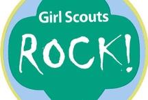 Girl Scouts Rock! / by Teresa McClelland Dallas
