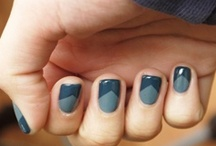 NAILS!  / Nail polish--one of life's simple pleasures.  / by Billie Criswell