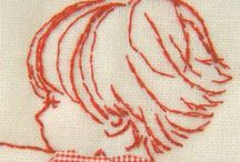 Someday I'm gonna embroider stuff. / by Jennifer Gragg