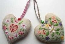 Hearts / by Vickys Arts and Crafts