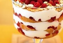 ♨️RECIPES: ❣TRIFLES & PARFAITS❣ / by ♡✿⊱╮Premila M Mathi✿*⁀*★*⁀*❀*