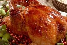*THANKGIVING ~ FOOD & SUCH* / by Julie Ellis Crocker