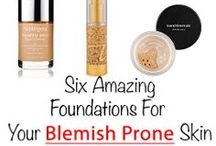 makeup products / by stephanie lee