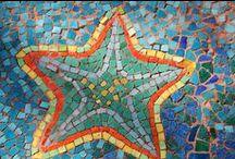 MOSAICOS / Inspiração para mosaicos ,dicas etc / by Lidia Michetti Moreira