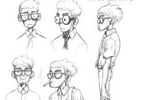 Character Designs / by Harreh