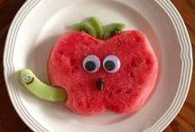 Healthy Kid Recipes / by THE YMCA: Peninsula Metropolitan YMCA