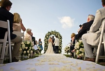 Weddings & Honeymoons in Jamaica / Whether you dream of love by the sea or on the steps of a historic great house, Jamaica has the perfect spot for you to celebrate your nuptials with a destination wedding and honeymoon. / by Jamaica Tourist Board
